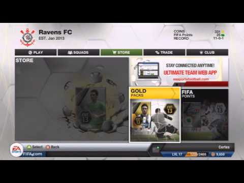 How to build a good Ultimate Team in FIFA 13 Episode 1
