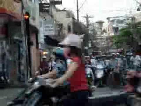 Ho Chi Minh City as SAIGON saygon (first name of the city)