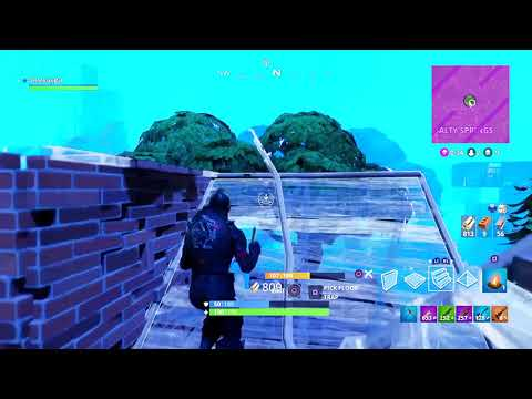Fortnite: Battle Royale | Best Snipe Ever or Glitch? (COMMENTARY)