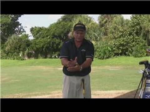 Golfing Tips : How to Hit a Golf Ball Low