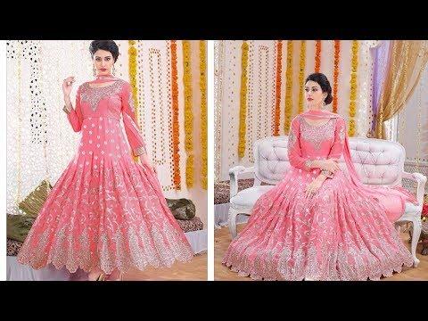 Pakistani Boutique Dresses 2018 Part 2