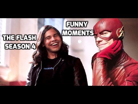 Xxx Mp4 The Flash Season 4 Funny Moments 3gp Sex
