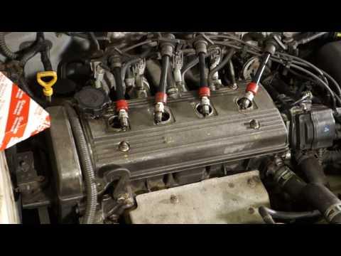 How to start dead car? Hint spark plug sparking test
