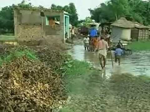Flood affects lakhs in Uttarakahand, Assam, Uttar Pradesh, Bihar (Hindi)