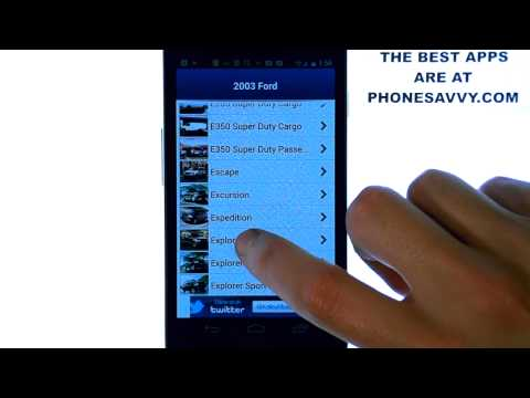 Kelley Blue Book - App Review - Vehicle Specs And Value At Your Finger Tips!