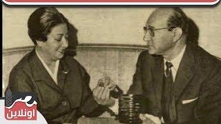 تسجيل نادر لـ أم كلثوم ومحمد عبدالوهاب في ليبيا 1969