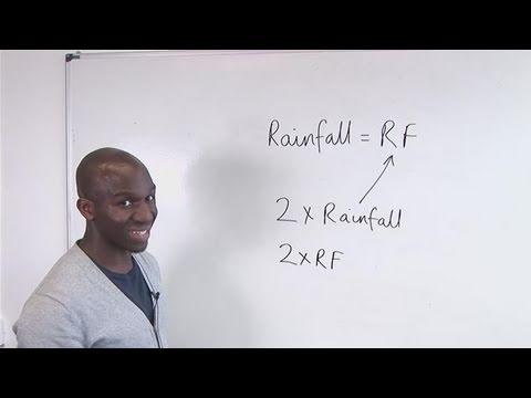 How To Understand Pre Algebra