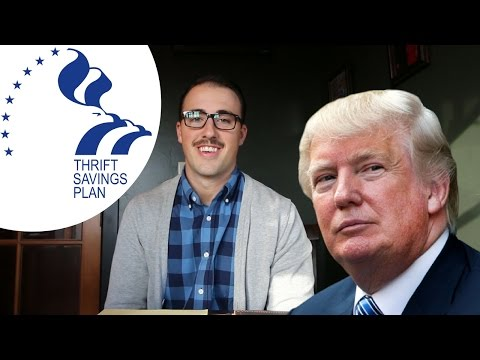 Donald Trump, Federal Employees, and the Thrift Savings Plan