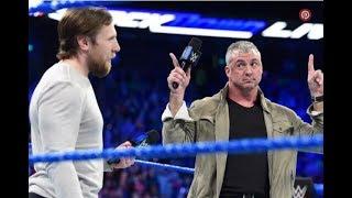 WWE Cesaro Sheamus To SmackDown Live Shane McMahon vs Daniel Bryan! RAW Scores Lowest Audience news