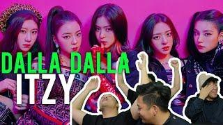 Download FINALLY! ~ ITZY getting that ″DALLA DALLA″ (MV+Live Reaction) Video