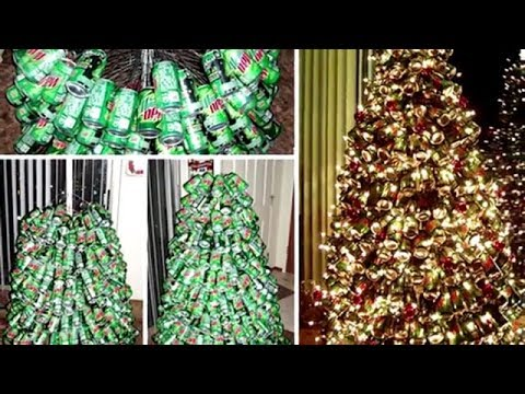 Most UNCONVENTIONAL Christmas Trees From Around the World