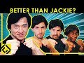 Jackie Chan Impersonator Olympics