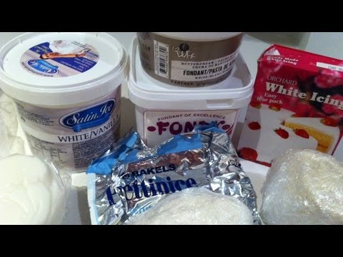 Fondant Review Part 1 which fondant is best? how to cook that ann reardon