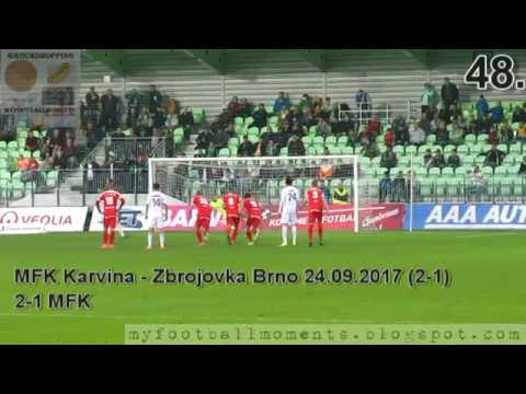 My football moments: Bramki nagrane w czasie meczów w 2017 roku