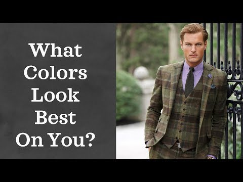 Colors that Look Best on You | Best Colors for Your Skin Tone (3 Easy Tests)