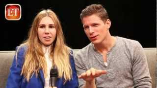 Download Matt Lauria and Zosia Mamet Are 'Really Really' Great Video