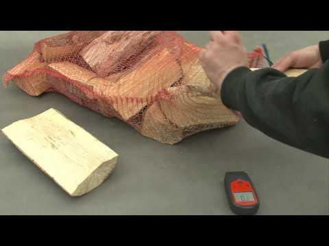 Wood hygrometer