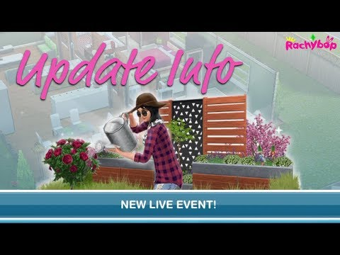 The Sims FreePlay Home Makeover Update!