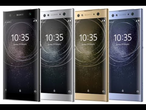 Sony Xperia XA2 and XA2 Ultra New Loops 2018 Live Wallpaper for Other Xperia Devices (No Root)