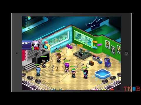 Band Stars Gameplay on iPad
