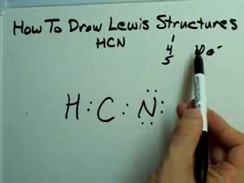 How to Draw Lewis Structures (with example)