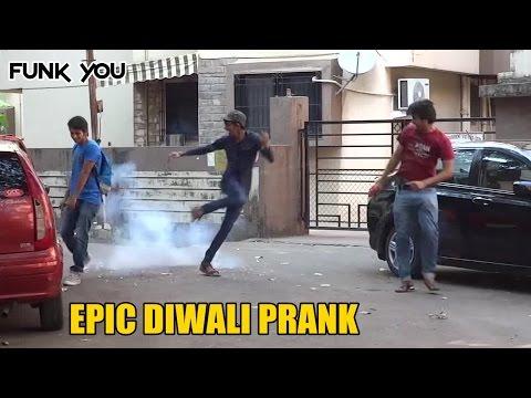 Best Diwali/Firecracker Prank Ever! Funk You (Prank in India)