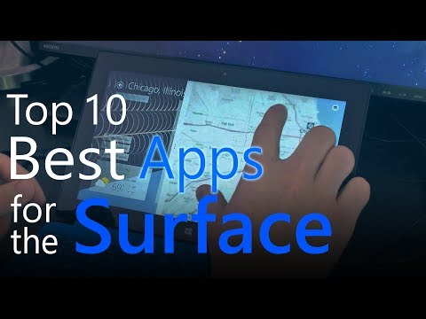 Top 10 Best Apps for the Microsoft Surface and Windows 8 - 2014
