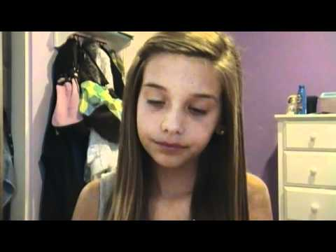 Back to School Makeup: 6th grade
