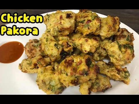 Unique Chicken pakora Totally Different Method Must Watch Ramadan Recipe By Yasmin's Cooking