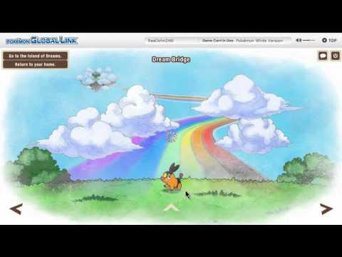 Pokemon Exploring the Dream World (English)