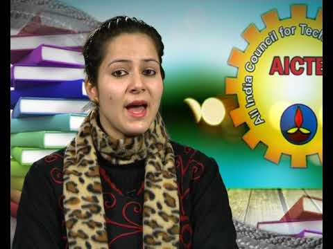 Role of All Indian Council for Technical Educaion (AICTE)