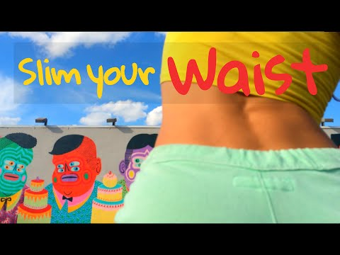How to Slim your Waist and Shape your Abs Faster