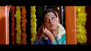 Jayam Ravi gives liplock to Bhavana | Paga Telugu Movie Scenes | V9 Videos