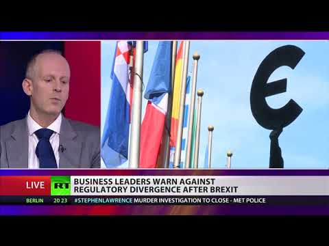 Business leaders warn against regulatory divergence after Brexit