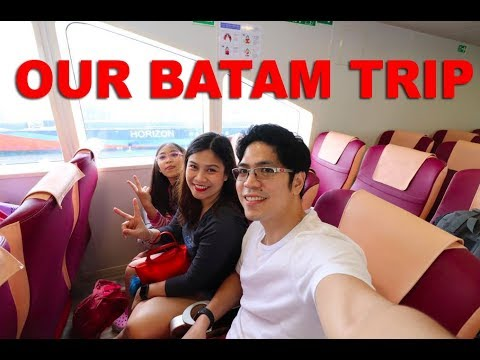 Where to hotel stay in Batam 2018?