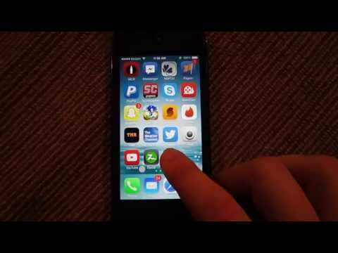 BBM for iPhone Hands On Review! (iOS App, Android App)
