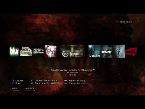 My PS3 Games Collection Digital Downloads