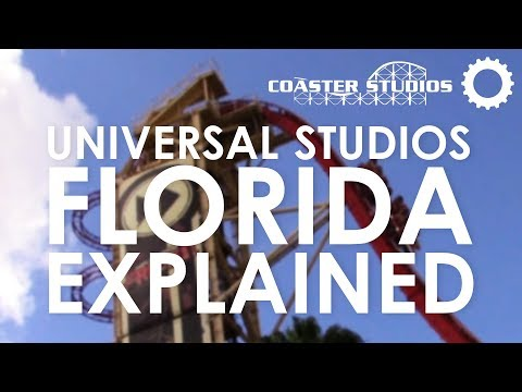 Universal Studios Florida: Explained