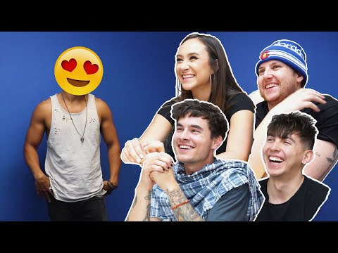 OLD ROOMMATES CHOOSE BOYFRIEND FOR MY MUSIC VIDEO!!