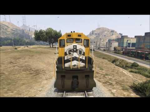 GTA V - Short Film 'Unstoppable' (Inspired from the movie)