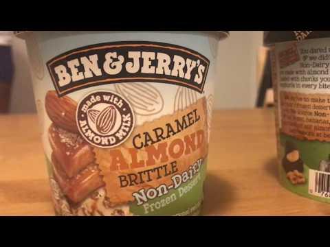 Vegan Ice Cream Review | Ben&Jerry, So Delicious, Goodpop, Haagen Dazs