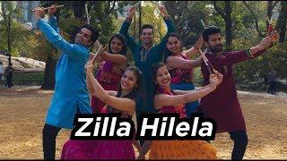 BollywoodFunkNYC - Zilla Hilela | Jabariya Jodi | Siddharth Malhotra