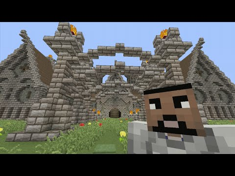 Minecraft (Xbox 360) - The Viking - Hunger Games