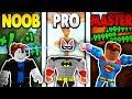 Download NOOB vs PRO vs MASTER *INSANE* | Super Power Training Simulator MP3,3GP,MP4