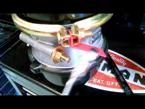 Brake chamber replacement : a few tips