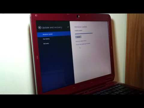 Details Guide to Clean Install Windows 8.1 on Sony VAIO CS11Z Part 2 of 3 (Configure Windows 8.1)