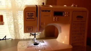 How To Thread The Bobbin On The Project Runway Limited Edition Ce1100