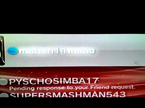 My ps3 online Id