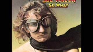 Turn to stone - Joe Walsh