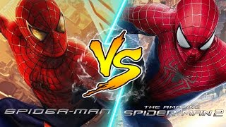 Spider-Man vs Spider-Man! WHO WOULD WIN IN A FIGHT?